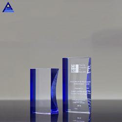 الديكور منقوش مكعب الجملة الكبة الزجاجية نحت الكريستال 3D بالليزر حظر