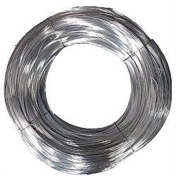 1,2 mm de calibre 20 alambre de hierro Galvanizado Alambre de hierro de Enlace para la construcción