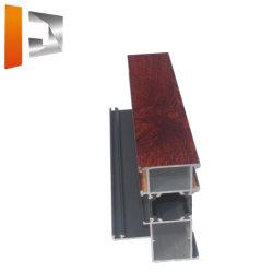 Wärme Isolierfenster-Aluminiumprofil in den Baumaterialien