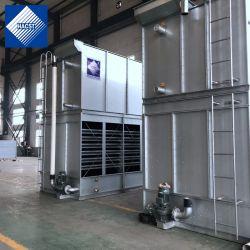 Torre de refrigeración cerrado contraflujo con ventiladores Simens