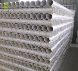De sanitaire het lawaai-Reductiemiddel van de Muur van pvc Enige Pijp van de Stilte