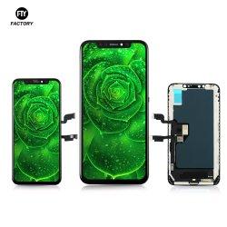 شاشة لمس قطع غيار إصلاح الهاتف المحمول من Shenzhen بأكملها مجموعة المجموعة شاشة TFT LCD ذات الوحدة العريضة الرفيعة لـ iPhone XS Max