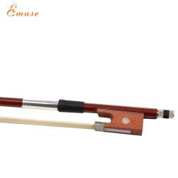 Chinese fabriek Goedkope Prijs Rosewood Ronde Violin Bow