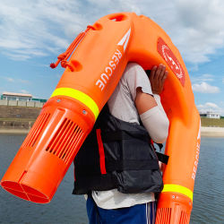 Smart salvavidas de rescate de emergencia RC Agua Robot R2