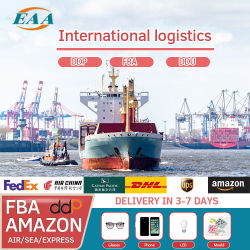 EAA Express/Courier Versand DHL/UPS/FedEx/TNT/SF nach Peru von China Foshan