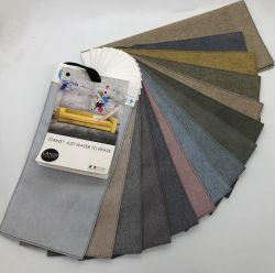 100% Polyester Snow Velour Dyed Bekleding stof voor Gordijnbank Stoel