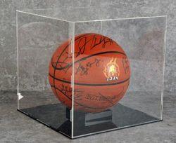 Gepersonaliseerde Acrylic Basketball Display Box