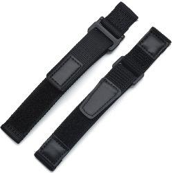 Cinturino da orologio in velcro militare a sgancio rapido con gancio solo Band per Apple Watch