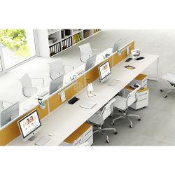 Горячий высокого качества продаж новой модели модульных стали открыть используется современный офис мебель для рабочих станций 8 человек