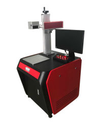 machine de marquage au laser à fibre 20W sur l'outil à main