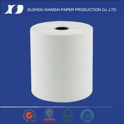 Heiße Registrierkasse-thermisches Papier-Rolle der Verkaufs-80X80