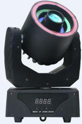 Neues Weiß des Entwurfs-30W + 76*RGB 3in1 SMD5050 LED bewegliches Hauptlicht (Spot+Wash)