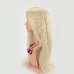 Полностью изготовленный на заказ<br/> французского кружева длинных волос волосы Toupee Virgin природных Wig