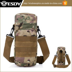 Tactical Molle garrafa de água e bolsa de hidratação Saco chaleira Exército do Transportador