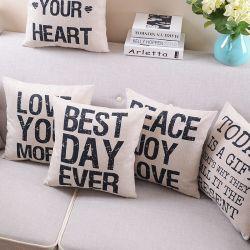 Роскошные Yrf различных моделей хлопок постельное белье подушки сиденья для питания