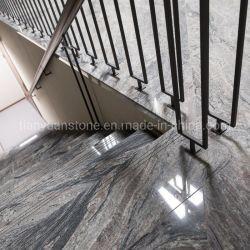 Escadas de pedra de granito Juparana/etapas diferentes bitolas e alimentadores