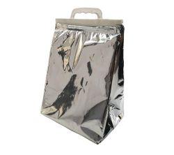 [غسّتد] [ألومينيوم فويل] حقيبة حراريّة صنع وفقا لطلب الزّبون علامة تجاريّة حمل مبرّد حقيبة [ستندوب]