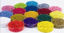 PE/PP / PS/PVC/ABS / PC / PA / Pet / PU / EVA Vigin Pellet de material plástico de color