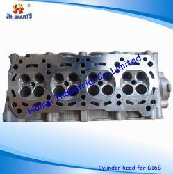 Auto partes de la culata para Suzuki G16B/G16A 16V 11100-57802 G13A/G13B/G10/G10A/B/G10F8B/F8P/Z13DT