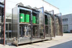 蒸気オイルドラム水サイクルの速い熱応答の熱処理の炉