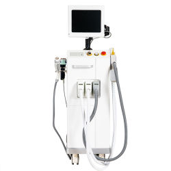 Weifang Huamei Erose ND YAG lasermachine voor Tattoo verwijdering IPL SHR Opt Hair Removal Beauty Device