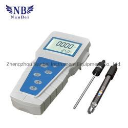 Testeur de conductivité d'affichage numérique pour la conductivité et de la température de la salinité de TDS
