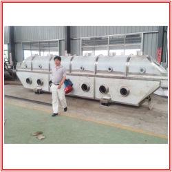 Horizontaler vibrierender Fließbett-trocknende Maschinen-verflüssigentrockner - kontinuierlich