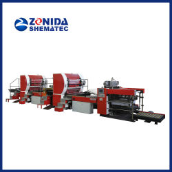 Full Auto-Metallplattenversatz-Drucker für die Blechdose, die Maschinerie herstellt