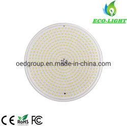 Imperméable IP68 18W à LED lumière sous l'eau de piscine