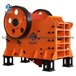 処理の採鉱設備の亜鉛および鉛鉱石の顎粉砕機