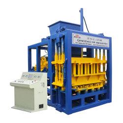 Qt4-16 Finisseur de béton de ciment Automatique Machine de moulage de briques creuses en brique Prix machine à fabriquer des blocs
