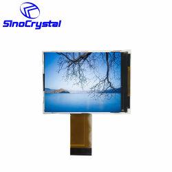 """2.4 """" 접촉 위원회 스크린 운전사 Hx8347I 없는 TFT LCD 디스플레이 모듈 모형"""