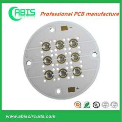 Fabricant de la conception en aluminium de lumière LED PCBA