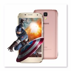 Vente à chaud de la Chine marque originale Uhans A101S Smart Phone