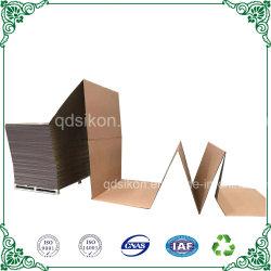 Les portes de l'ABS Emballage en carton ondulé en continu de pliage accordéon Z carton