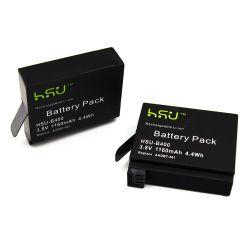 Gopro Batteries pour Ahdbt-401 Ahdbt-301 pour Gopro Accessories Cell pour héros Hero4+4.