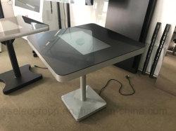 Lijst van het Tentoongestelde voorwerp van de Bekleding van het Scherm van de Aanraking van de Elektronika van Yashi 32inch de Draadloze Interactieve