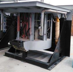 2 tonnellate di capienza di lanciare fornace per la fonderia di industria