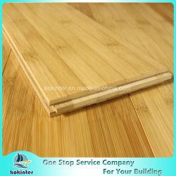 Piso bambu piso bambu Sólido de cor natural