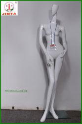 Europäischer Art-Blick-weibliches erwachsenes Kleidung-Bildschirmanzeige-Modell
