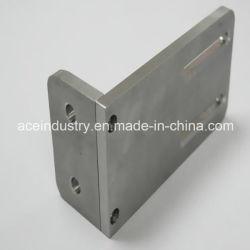 L'anodisation claire Fraisage CNC 5 axes de pièces, usinage de précision les composants en métal