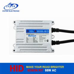 55 W de alta qualidade 12V Lâmpadas de farol HID CA Lastro Slim