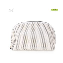 Personalisierte, kosmetische Geschenkbeutel aus PVC-Leder mit Die-Cut-Kosmetikkupplung