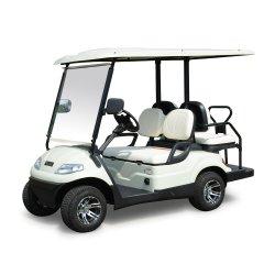 Оптовая торговля 4 пассажиров электрического поля для гольфа автомобилей