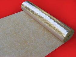 Wasserdichte Aluminiumfolie-2mm lamellierte Gummiunterlage - Fbrs1011