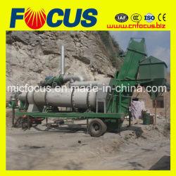 20t/H, 40t/H, 60t/H, 80t/H Centrale D'enrobage mobile, pianta mobile dell'asfalto