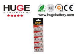Pilas alcalinas de botón AG1/AG2/AG3/AG4/AG5/AG6/AG7/AG8/AG9/AG10/AG13