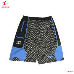Haut de la marque Healong Sportswear Sublimation culotte de sport avec logo personnalisé