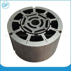 Rotore del motore e statore, laminazione di memoria, memoria del ventilatore di soffitto, statore d'avvolgimento del rotore