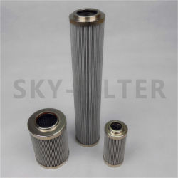 置換の高い流れによってプリーツをつけられるろ過材油圧石油フィルター(HC2618FKN18H)